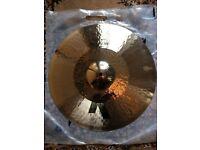 BRAND NEW! Zildjian 16inch K Custom Hybrid Cymbal