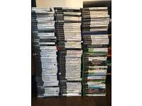 50p Old PS2 & XBox Games. Isleworth