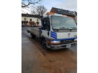 MITSUBISHI CANTER 35 LWB 3.5 TONNE RECOVERY TRUCK