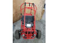 50cc Buggy, Quad, ATV, Beach Buggy, Go Kart, Off Road (Spares or Repairs Only) Please read full ad