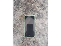 Iphone 5c green