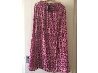 New Look Beautiful Summer Long Skirt Size 8 . New RRP £19,99