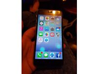 I phone 6s in space grey