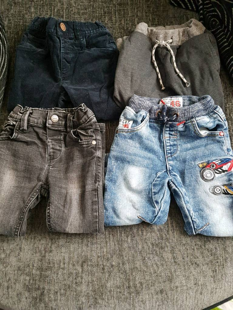 Next boys jeans age 1 1/2 years