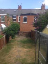 To let 2 bed Terrace House
