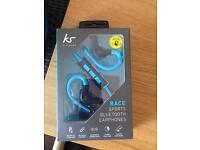 Kit sound race sports Bluetooth earphones