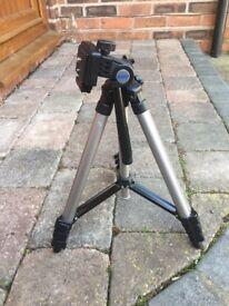 Atlantic Alfa 3 Q/R Camera Tripod