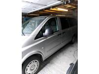 Mercedes Vito 9 seater Traveliner LWB Automatic