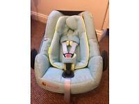 Maxi Cosi Pebble Plus from birth car seat
