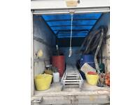 A25 reactor full set up and van for sale