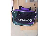 Wimbledon merchandise, lap top bag