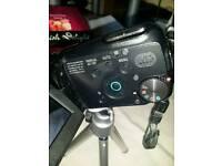 Panasonic srd mini camcorder