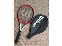 Wilson Tennis Racket(Federer Open 100)! LIKE NEW! For Sale!