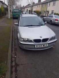 Sell bmw 320d 150 hpi verry nice car .i excenge whit 5 series 2005 up. .