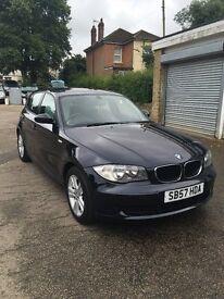 BMW 1 Series 2.0 118d ES 5dr 109k M.O.T June 2017