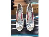 Iron Fist shoes - size 6