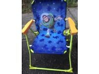 Boy's Camping / Garden Chair