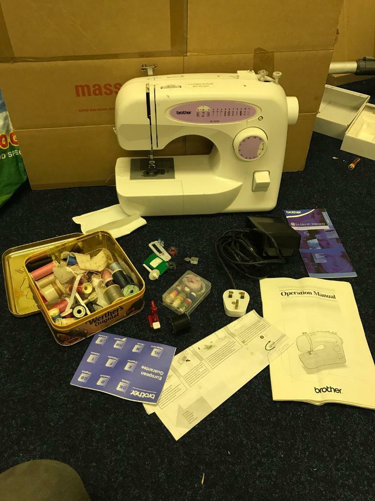 Brother Xl 2230 Sewing Machine For Sale In Longsight