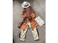 Cowboy fancy dress/ Halloween costume