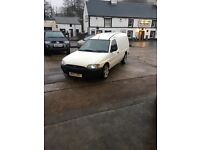 2002 ford escort van fsh 75000 miles excellent condition