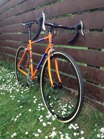 Holdsworth single speed road bike