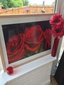 Red Rose picture and accessories