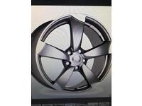 18 inch 5x110 alloys for vauxhall