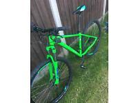 Cube mountain bike 29er 19in