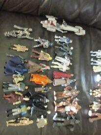 Star Wars : 27 Figures