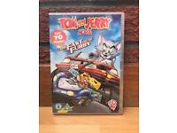 Tom & Jerry DVD