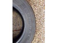 jeep GENERAL GRABBER 4x4 tyres 235/65/17