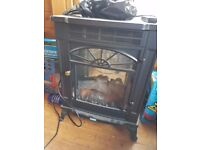 Electric Fire with remote control