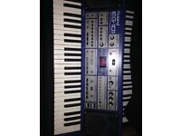 Roland eg 101 groovebox synth