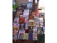 Books assorted