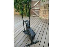 Pro Fitness Air Cross Trainer Exercise Machine