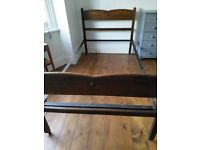 1930's single bed frame FREE DELIVERY