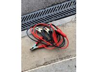 Set of jump leads. Never used.