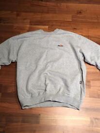 Grey Ellesse Jumper XL