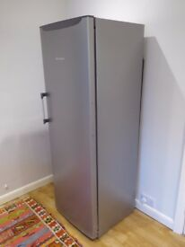 Fridge Hotpoint very good condition, 2 yrs old - Graphite
