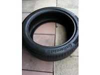 Tyre Continental ContiSportContact 225/45 R19W