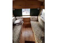 Elldis Windrush 132 Caravan