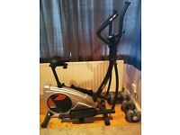 YORK FITNESS ASPIRE 2-IN-1 CYCLE / CROSSTRAINER FOR SALE!