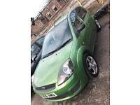 Quick Sale Ford Fiesta 5drtdci Diesel *Rare RS Green* FDSH