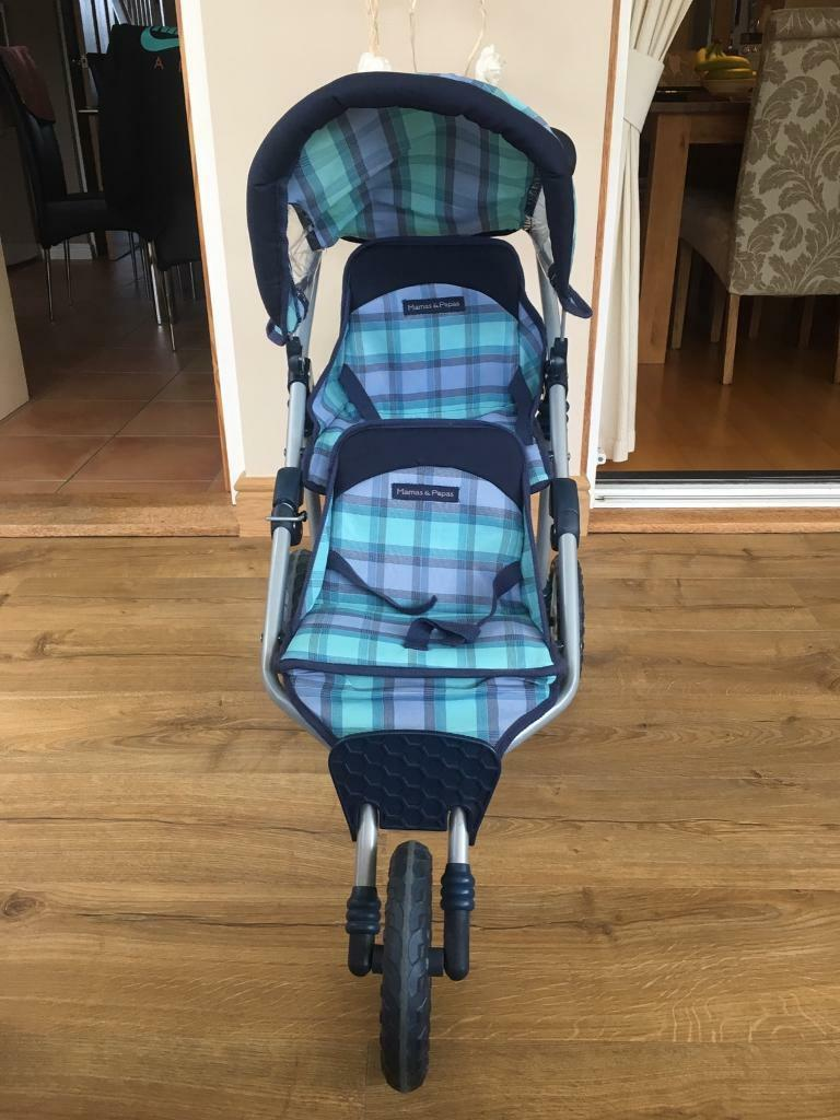 Toy Mamas and Papas Stroller