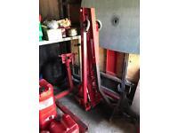 Engine Stand & worship Crane