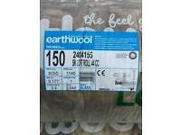 Loft wool insulation 200mm