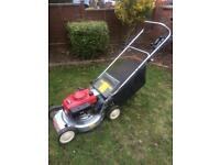 Honda Sarp Pro Petrol Lawnmower Mower Self Propelled
