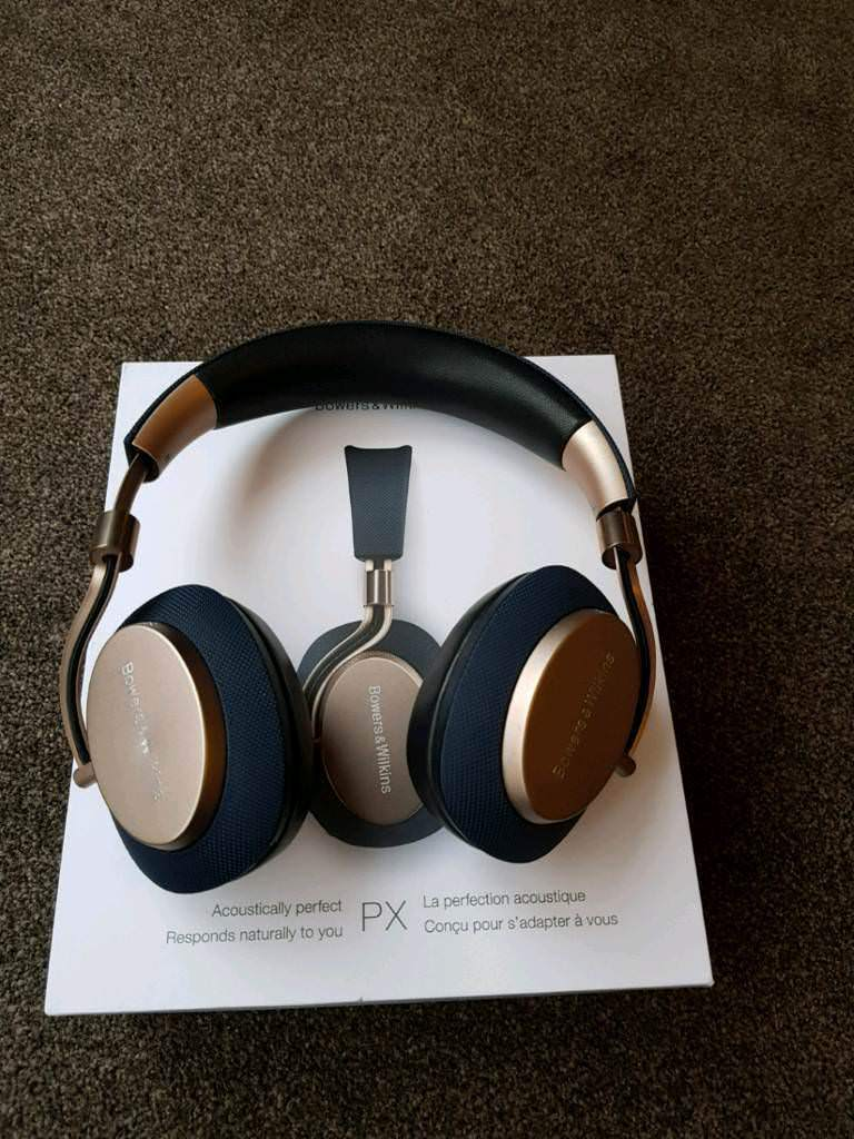 Bowers Wilkins Px Wireless Headphones In Swinton Manchester Active Noise Cancelling
