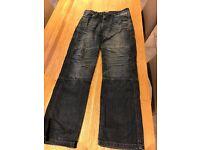 Drayko Motorcycle Jeans (36'' waist) Kevlar