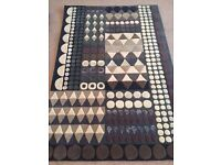 Margo Selby Beautiful Hand Knotted Contemporary Wool Rug